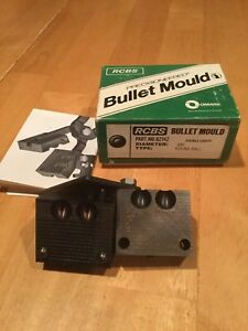 RCBS Bullet Mold .490 Round Ball Double Cavity.
