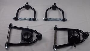 Mustang Ii Tubular Control Arms Set Of 4 Front Suspension Blow Out Special