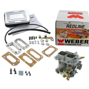 Weber 32 36 Carburetor Kit For Suzuki Samurai G13 K601m Manual Choke