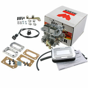 Outlaw Weber Carburetor Kit For Suzuki Samurai G13 K601 38m Manual Choke