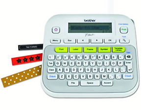 Brother P touch Pt d210 Label Maker