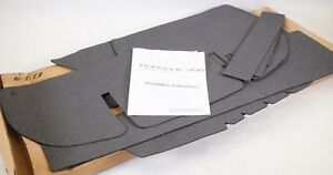 Stoddard Nla 551 981 07 15pc Porsche 356 Engine Insulation Kit 356a T2 356b