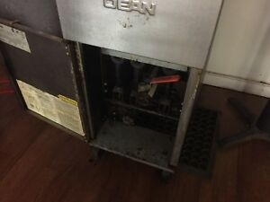 Dean Sr142g Deep Fryer