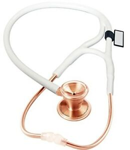 Mdf Classic Cardiology Dual Head Stethoscope With Stainless Steel Chestpiece A