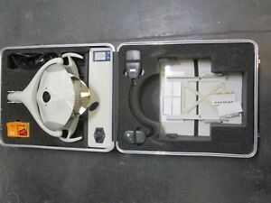 Used Pelton Crane Head For Dental Light For Operatory Exam Lighting W Case