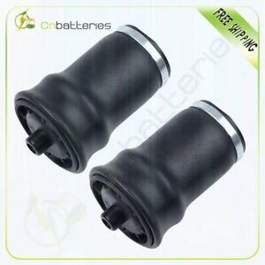 Pair Air Suspension Spring Bags W02 358 7087 For Freightliner Goodyear 1s5 040