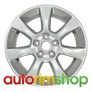 New 17 Replacement Rim For Cadillac Ats 2013 2016 Wheel Silver 4702