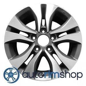 New 16 Replacement Rim For Honda Accord 2013 2015 Wheel Silver 64046