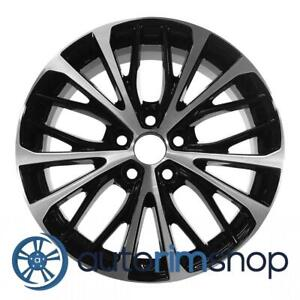 New 18 Replacement Rim For Toyota Camry 2018 2019 Wheel Machined With Black