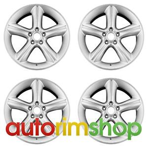 Ford Mustang 2010 2012 19 Factory Oem Wheels Rims Set Ar3z1007j
