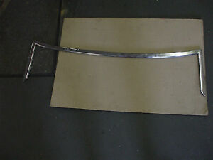 Ford Model A Windshield Frame Newly triple Plated 43 3 4 Long L k