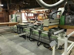 Used Biesse Rover B 4 35 Cnc Machine Center