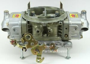 Aed 850ho Holley Double Pumper Carburetor Street Race 850 Ho