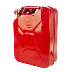 Rugged Ridge 17722 31 Fits Jerry Can Red 20l Metal
