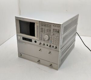 Hp Agilent 89441a Vector Signal Analyzer Dc 2650mhz Rf If