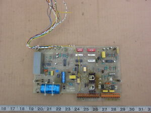 Servomex 721 901 Circuit Board Used