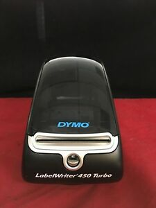 Dymo Labelwriter 450 Turbo Thermal Label Printer O6052
