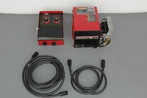 Lincoln 10m Wire Feeder Power Feed Control Arclink linc net Ctrl Cables