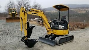 Takeuchi Tb125 Excavator Very Low Hours Ready To Work Financing Available