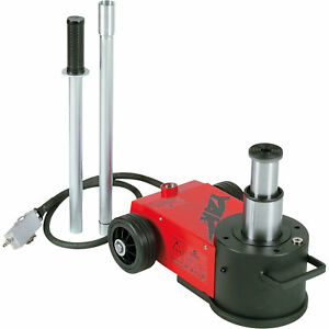 Esco Yak 44 22 Ton Portable Air Hydraulic Service Floor Jack Model 92005