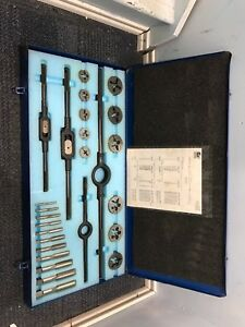 Greenfield Us Screw Threading Tap And Die Set Nsn 5180 00 422 4975