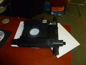 Marzhauser And Ludl 6 X 6 Motorized Microscope Stage