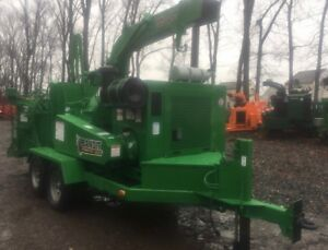 2011 Brush Bandit 1990xp Chipper 2415
