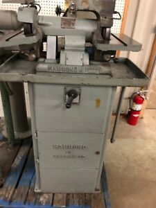 Hammond Of Kalamazoo Model 6 Industrial Carbide Tool Grinder