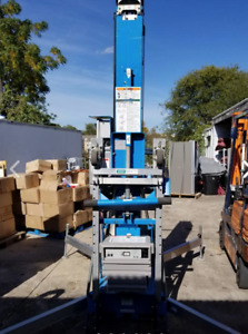 Genie Super Series Awp 40s Lift