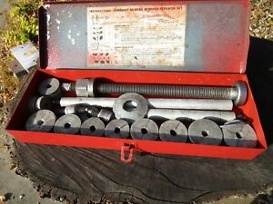 Vintage Fomoco ford Camshaft Bearing Removal installation Tool