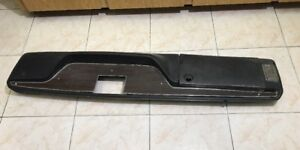 Used 1971 1974 Black Challenger Cuda Automatic Center Console