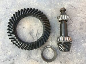 Sciefer Dana 60 Ring Pinion Gears 5 13 Ratio Chevy Ford Dodge Mopar Nhra