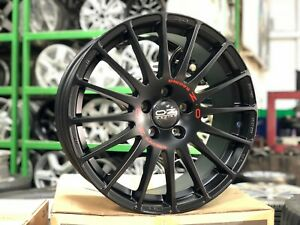 New 18 Inch Oz Superturismo Gt Italy Wheel Set Of 4 5x112 Vw Mercedes Audi