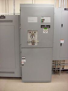 600a Asco 7000 Ats Transfer Switch Model F07atbc30600n5xc Serial 144345 002fp