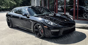 22 Kw 2 Staggered Wheels For Porsche Panamera S 4s Gts Turbo Concave