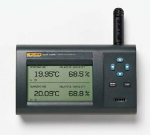 Fluke 1620a base 156 Hygrometers Measure Temperature Yes Dual Display Yes