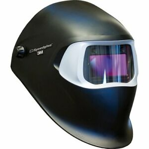 3m 37232 Speedglas Welding Helmet 100 Black With Auto darkening Filter