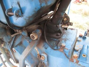 Ford 1300 Steering Box Tractor Steering Box