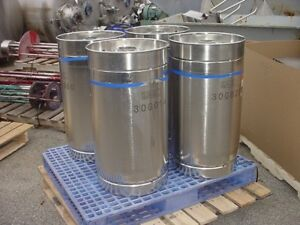 30 Gallon 316l Stainless Steel Tank Drum Keg