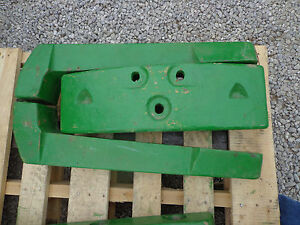 John Deere 520 530 620 630 730 720 Reproduction Front Weights