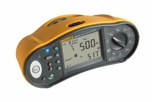 Fluke 1664fc Multifunction Installation Tester With Insulation Pre test