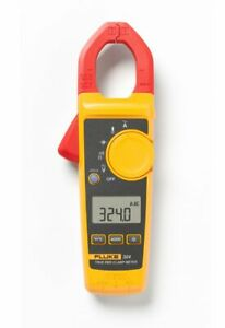 Fluke 324 Clamp Meters Type Standard Style True Rms Yes