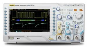 Rigol Ds2302a 300 Mhz Digital Oscilloscope With 2 Channels