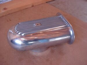 Vintage 1960 s Mr Roadster 12 1 2 Air Scoop Bug Grabber Hot Rod Rat Dragster