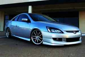 New Honda Accord Coupe 2003 2004 2005 Oe Style Front Lip Kit Hfp 03 04 05