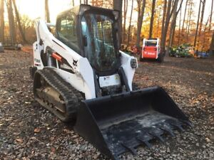 2016 Bobcat T595 With Only 1161 Hours 2422