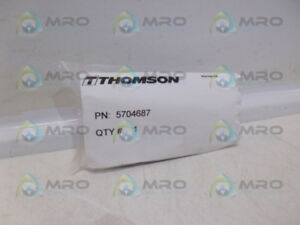 Thomson 5704687 Capacitor Kit New In Factory Bag