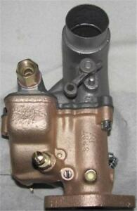 Farmall Tractor Carburetor Model F12 F14 International Ihc 29954d Brass Carb