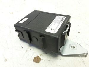 11 14 Subaru Outback Legacy 2 5l At Pzev Keyless Entry Control Unit Oem