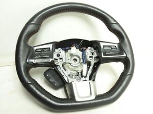 2015 2016 Subaru Wrx 2 0l Steering Wheel W control Switches Oem 34312va041vh